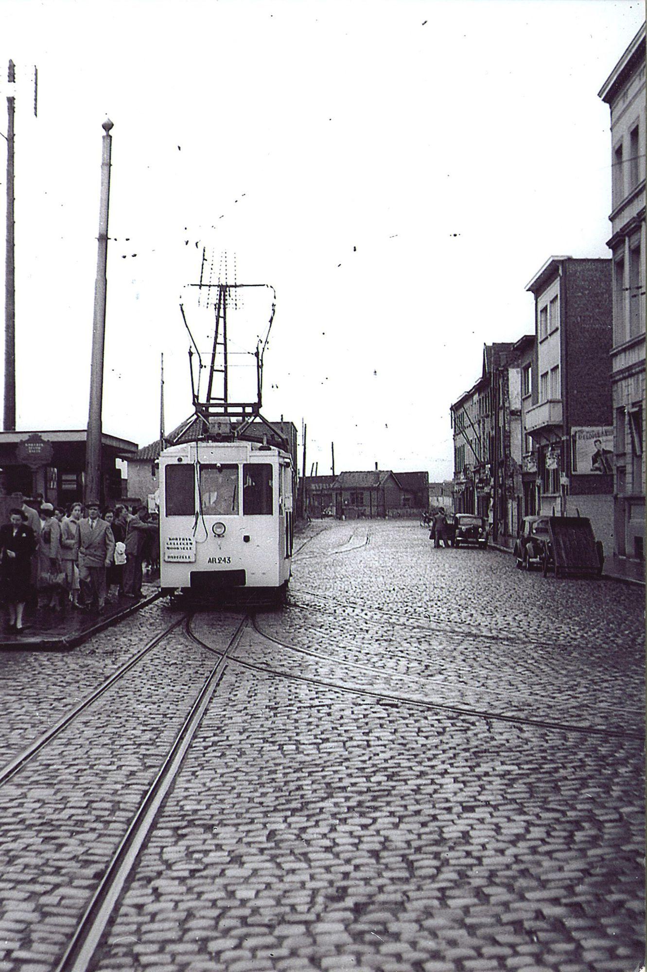Trams in Kortrijk