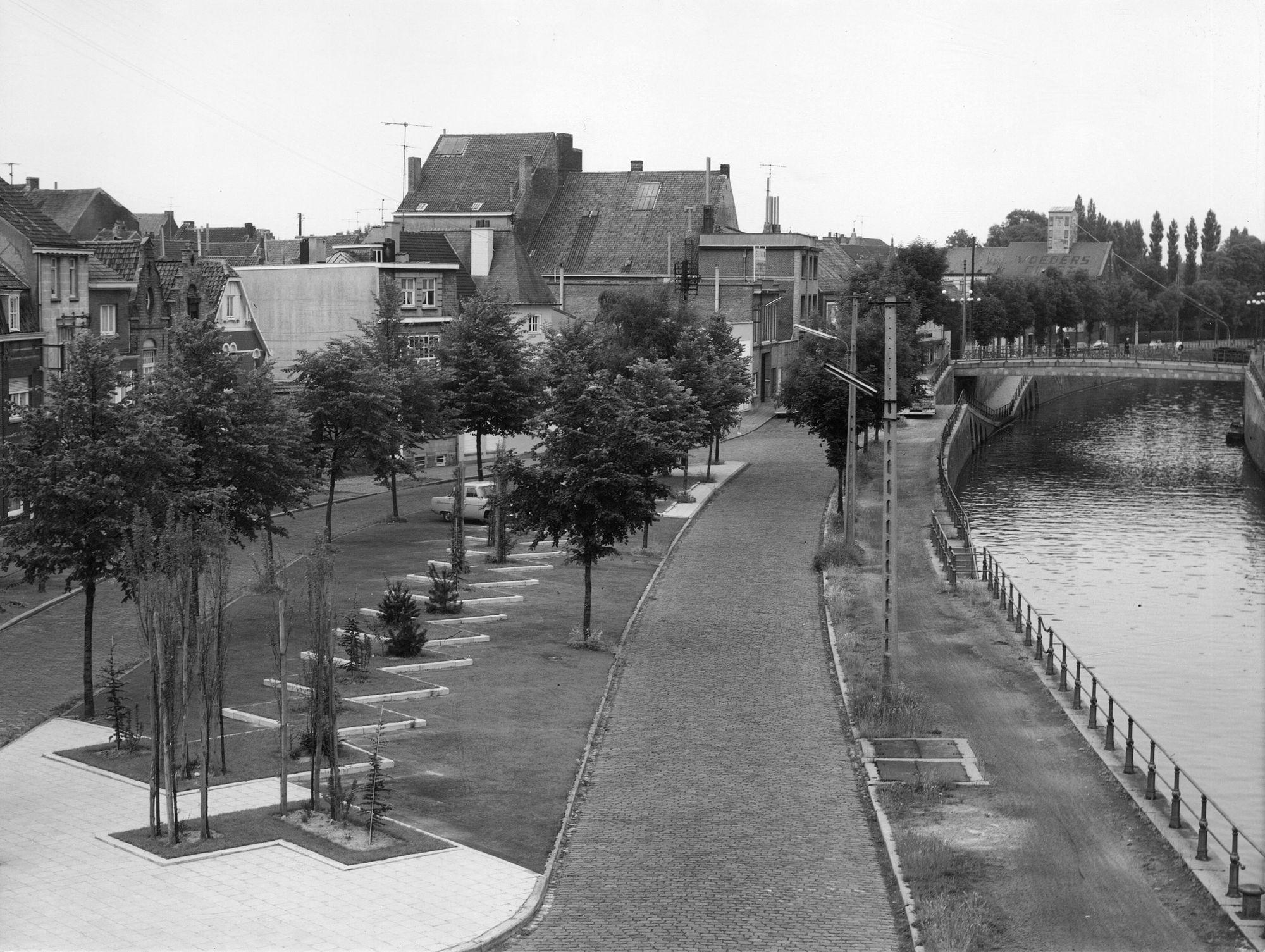 Fabriekskaai 1963