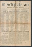 Het Kortrijksche Volk 1907-02-10