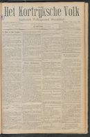 Het Kortrijksche Volk 1911-12-17