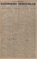 Kortrijksch Handelsblad 19 november 1946 Nr93 p1
