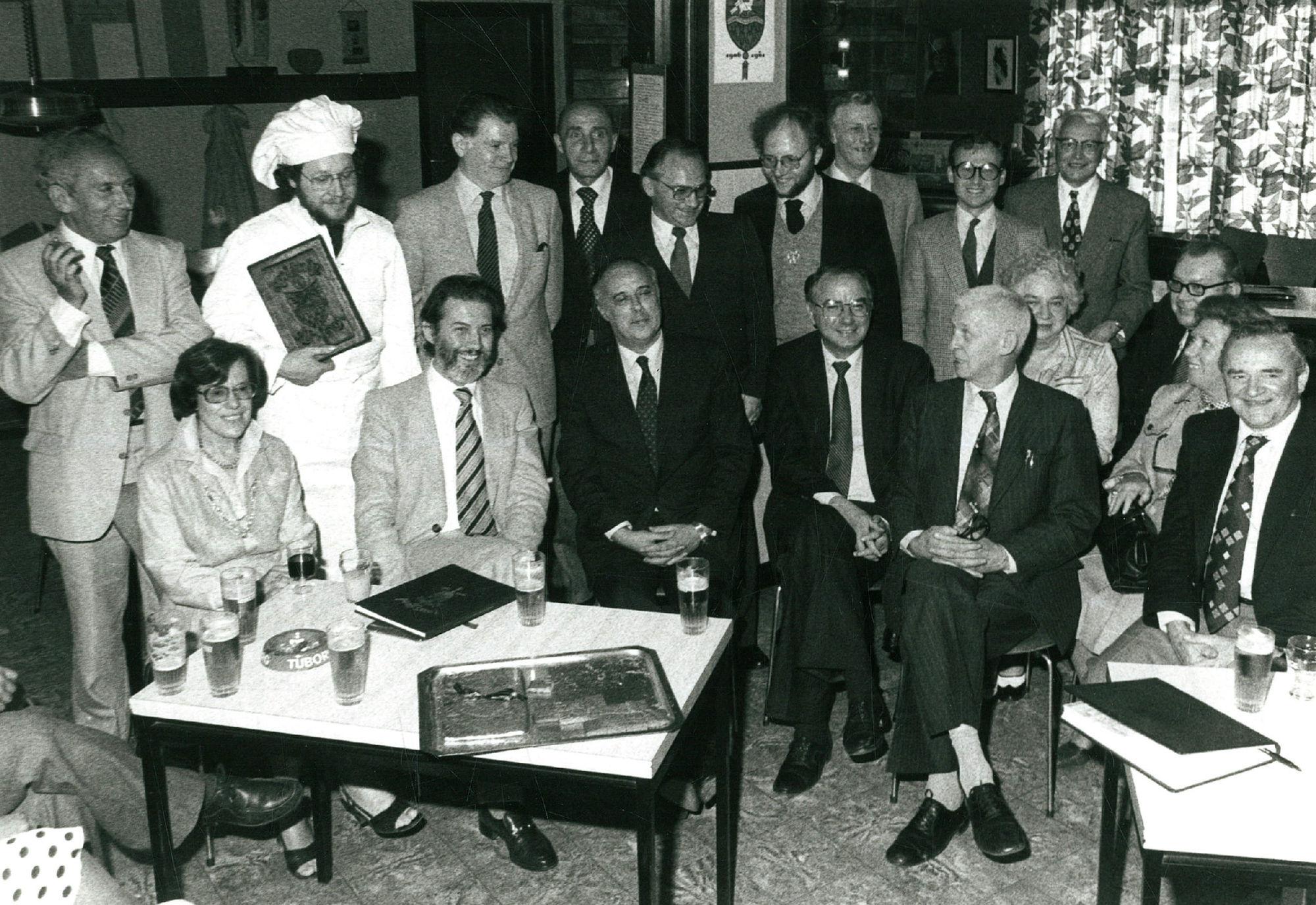 Feestkomitee van Sint Jan 1981