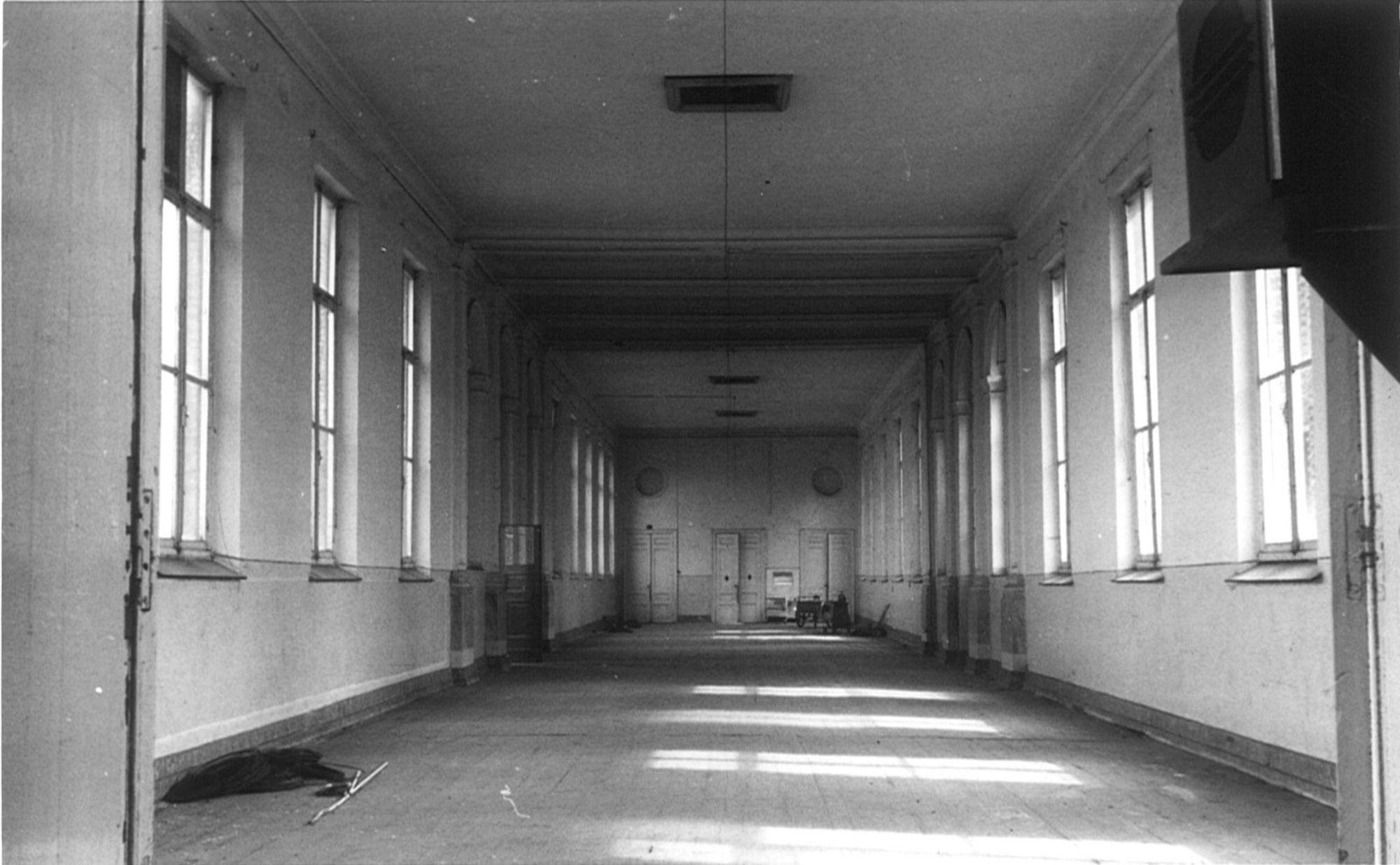 Mannenzaal Onze-Lieve-Vrouwehospitaal