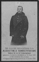 Augustinus Vandervoorde