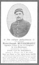 Henri-Joseph Ruysschaert