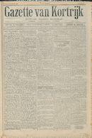 Gazette van Kortrijk 1916-11-25