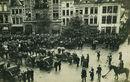 Overbrengen van de gefusilleerden in 1919