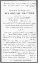 Jan August Peeters