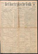 Het Kortrijksche Volk 1930-02-23