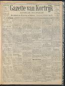 Gazette Van Kortrijk 1909-01-21