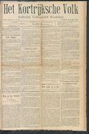Het Kortrijksche Volk 1909-12-05