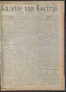 Gazette Van Kortrijk 1917-06-23