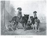De barakspelers van J.V. De Vos
