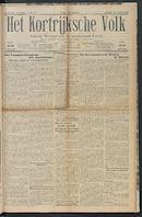 Het Kortrijksche Volk 1922-04-23