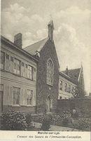 Klooster in Marke