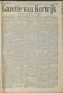 Gazette Van Kortrijk 1916-09-30