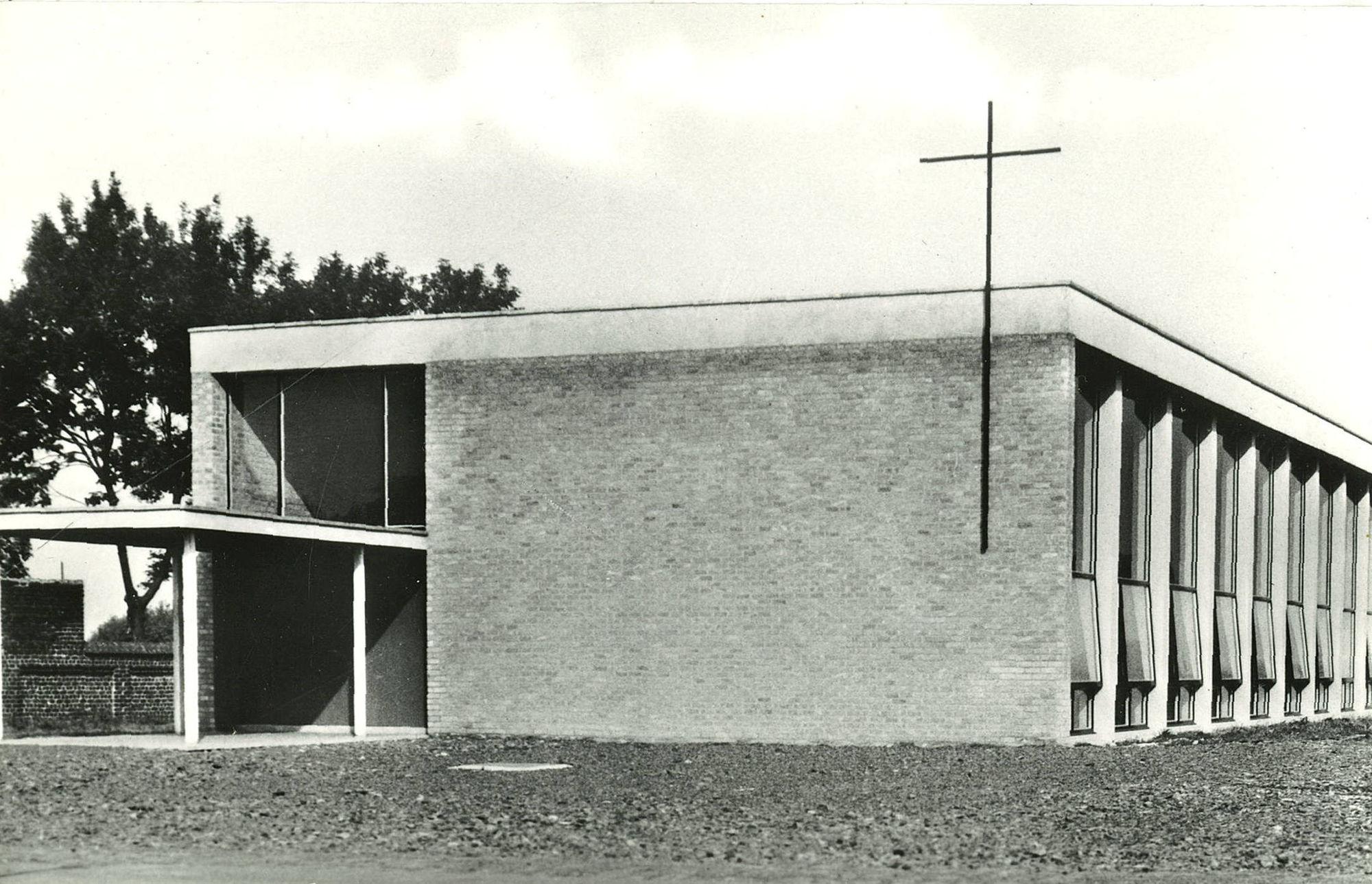Bellegem Kerk Katteberg