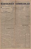 Kortrijksch Handelsblad 31 december 1946 Nr105 p1