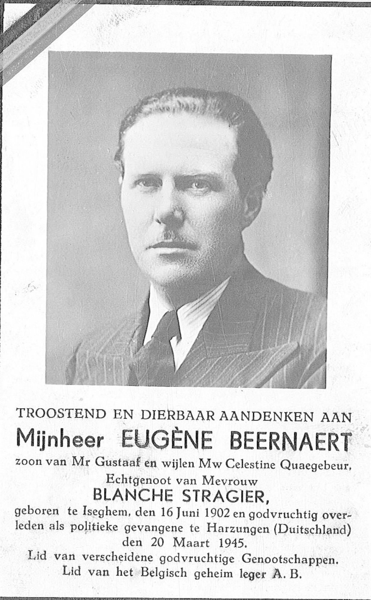 Eugène Beernaert