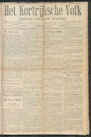 Het Kortrijksche Volk 1909-09-12