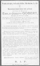 Emile-Joseph Gobert