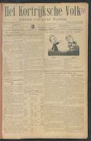 Het Kortrijksche Volk 1912-01-07