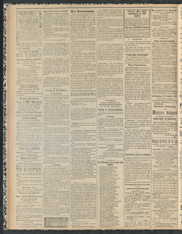 Gazette Van Kortrijk 1912-11-17 p2
