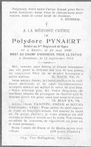 Polydore Pynaert