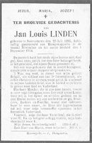 Jan Louis Linden