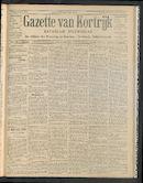 Gazette Van Kortrijk 1907-06-02