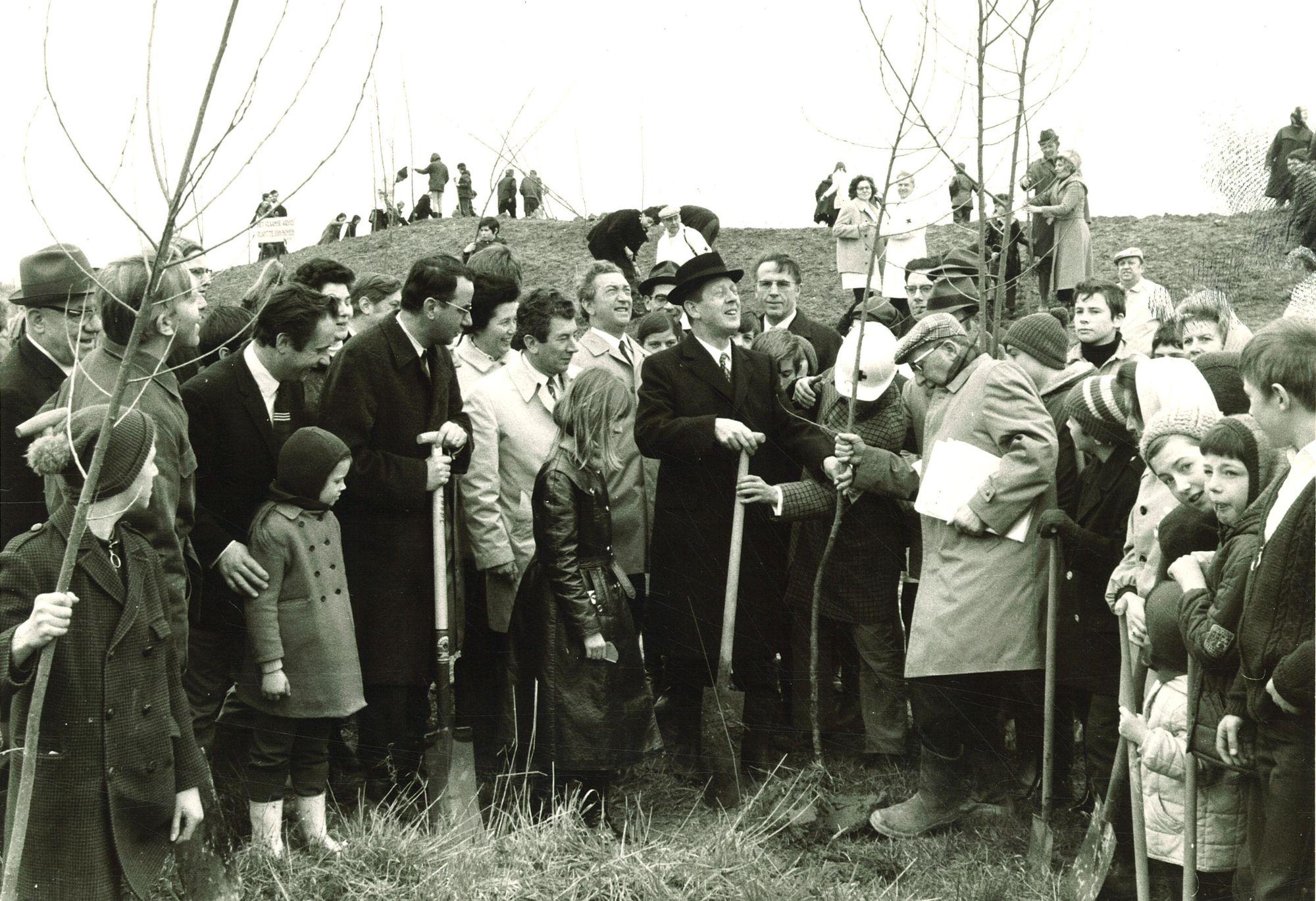 Boomplantactie 1971