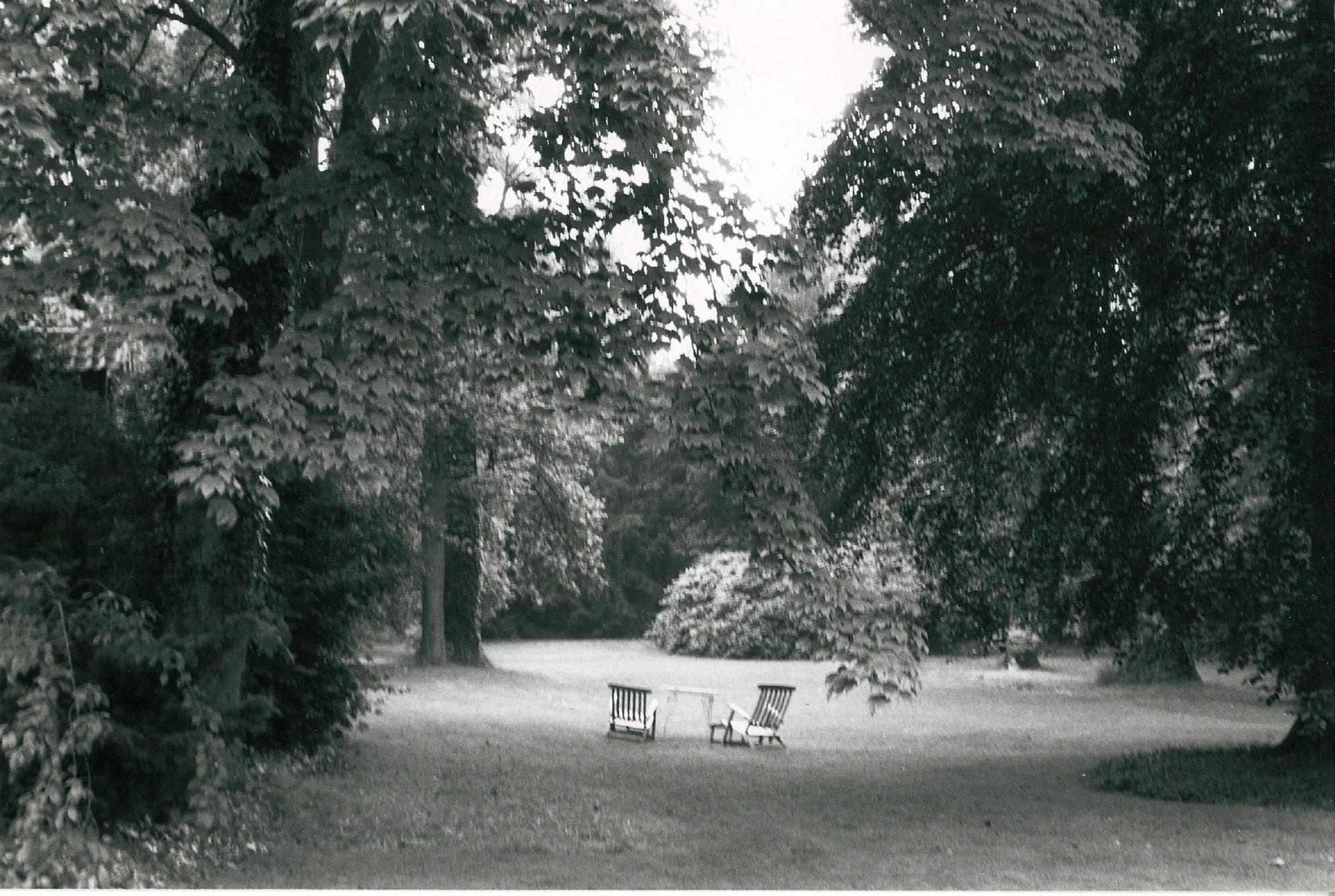 Tuin uit de Wolvendreef