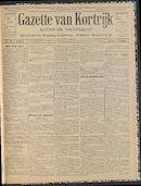 Gazette Van Kortrijk 1912-06-27
