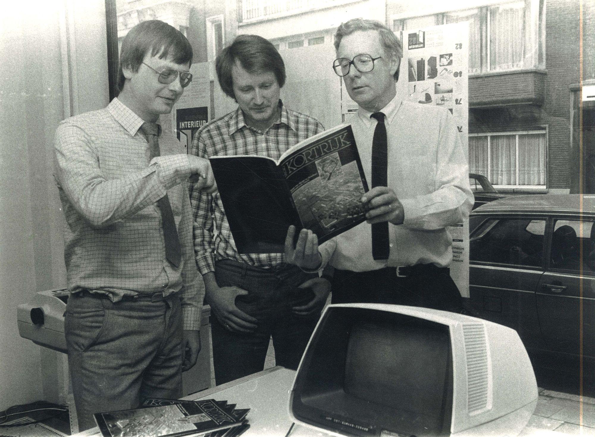 Kamer voor Handel en Nijverheid helpt exporteren 1982
