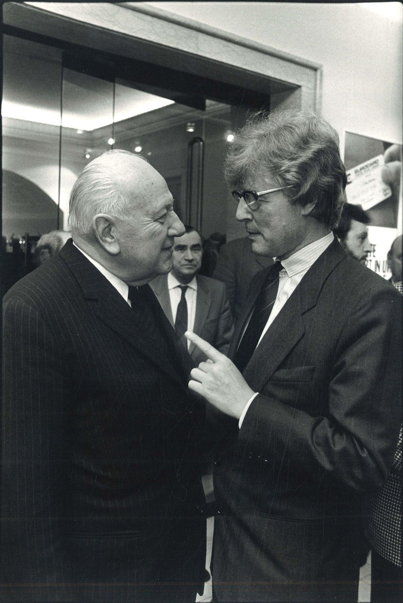 Direkteurswissel bij de BBL Kortrijk 1986