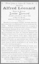 Alfred Léonard