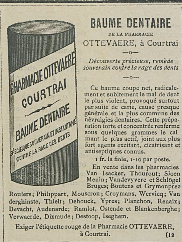 BAUME DENTAIRE