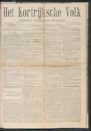 Het Kortrijksche Volk 1907-05-12