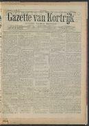 Gazette Van Kortrijk 1917-03-31
