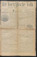 Het Kortrijksche Volk 1914-05-10