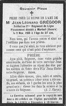 Jean-Léonard Gregoor