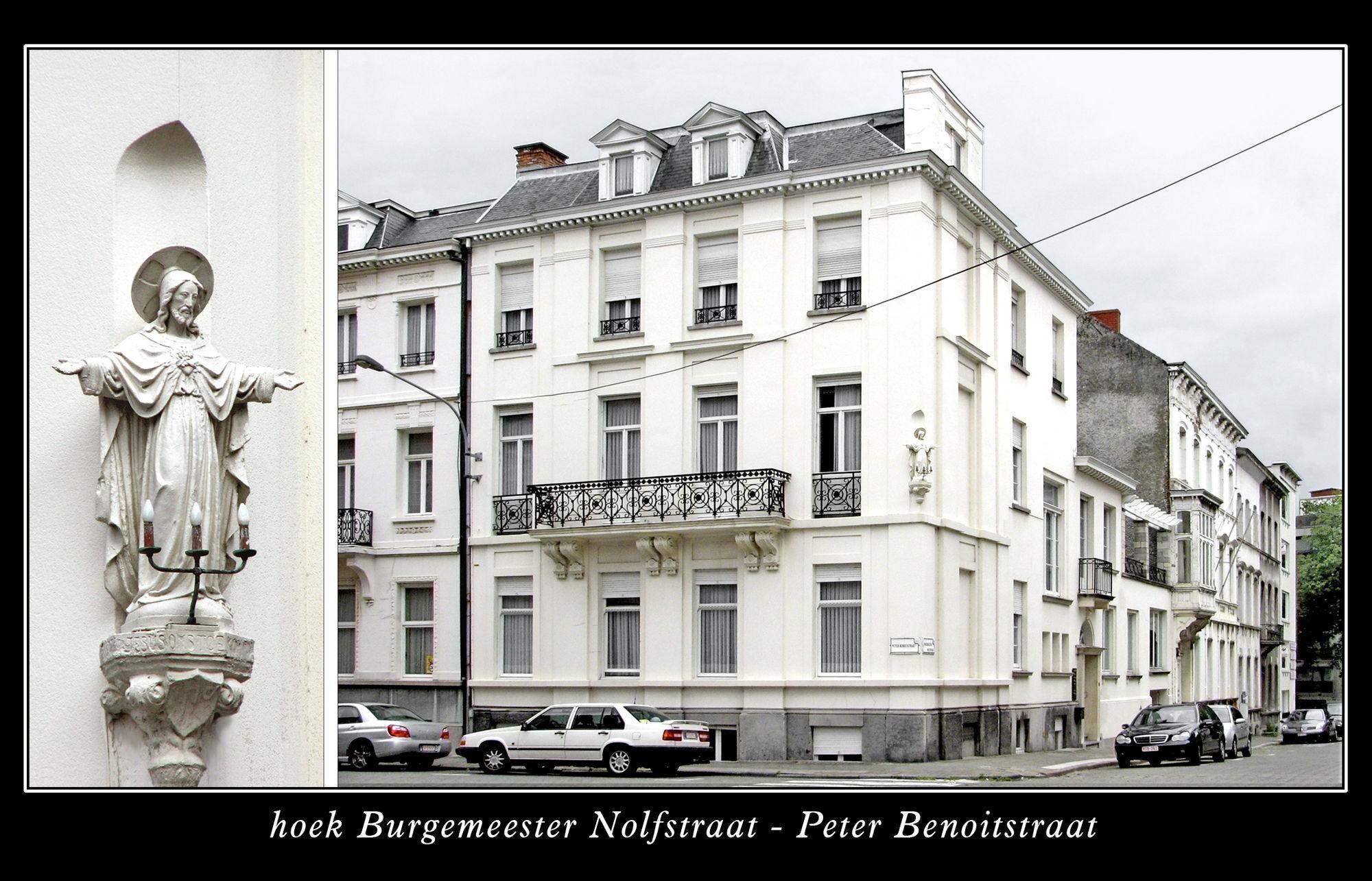 Muurkapel Burgemeester Nolfstraat