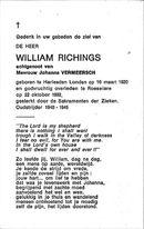 William Richings