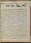 Gazette Van Kortrijk 1917-06-16