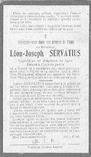 Léon-Joseph Servatius