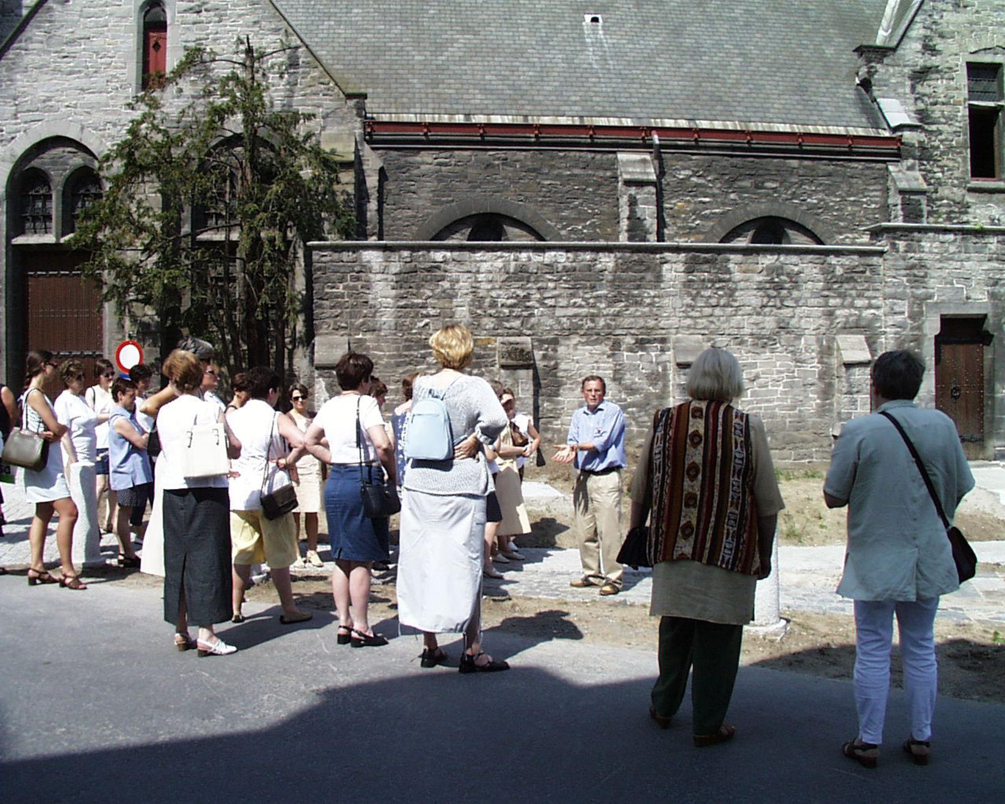 gidsbeurten in Kortrijk