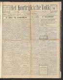 Het Kortrijksche Volk 1925-07-19