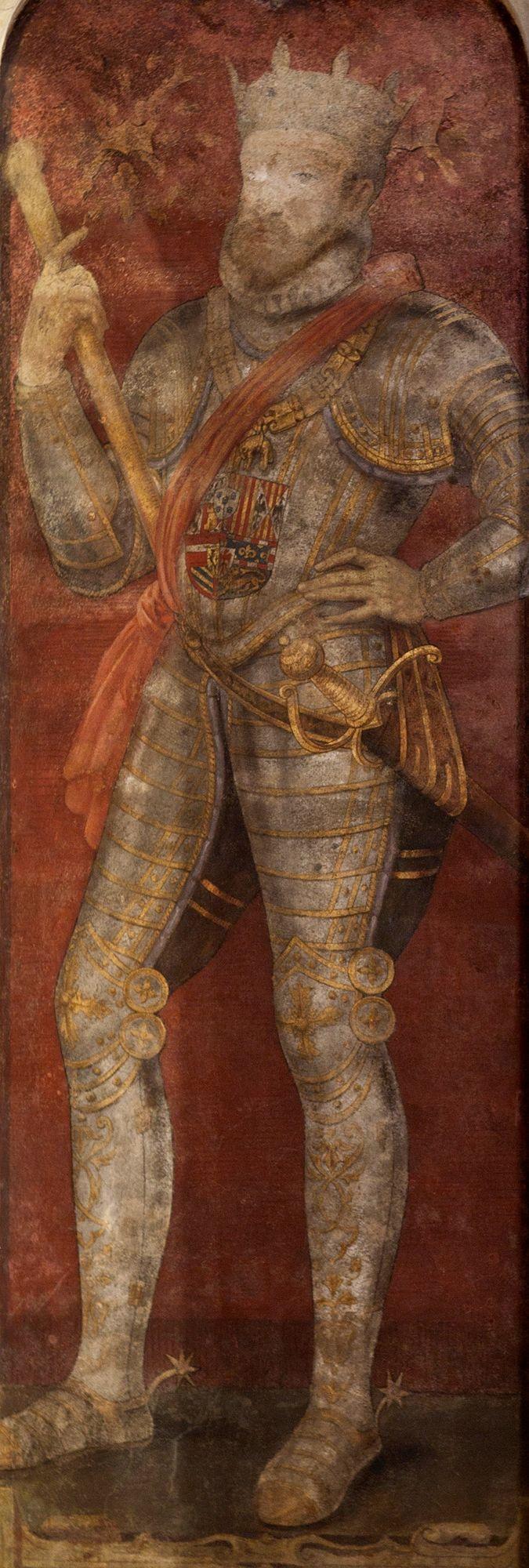 1555 - 1598 Filips II