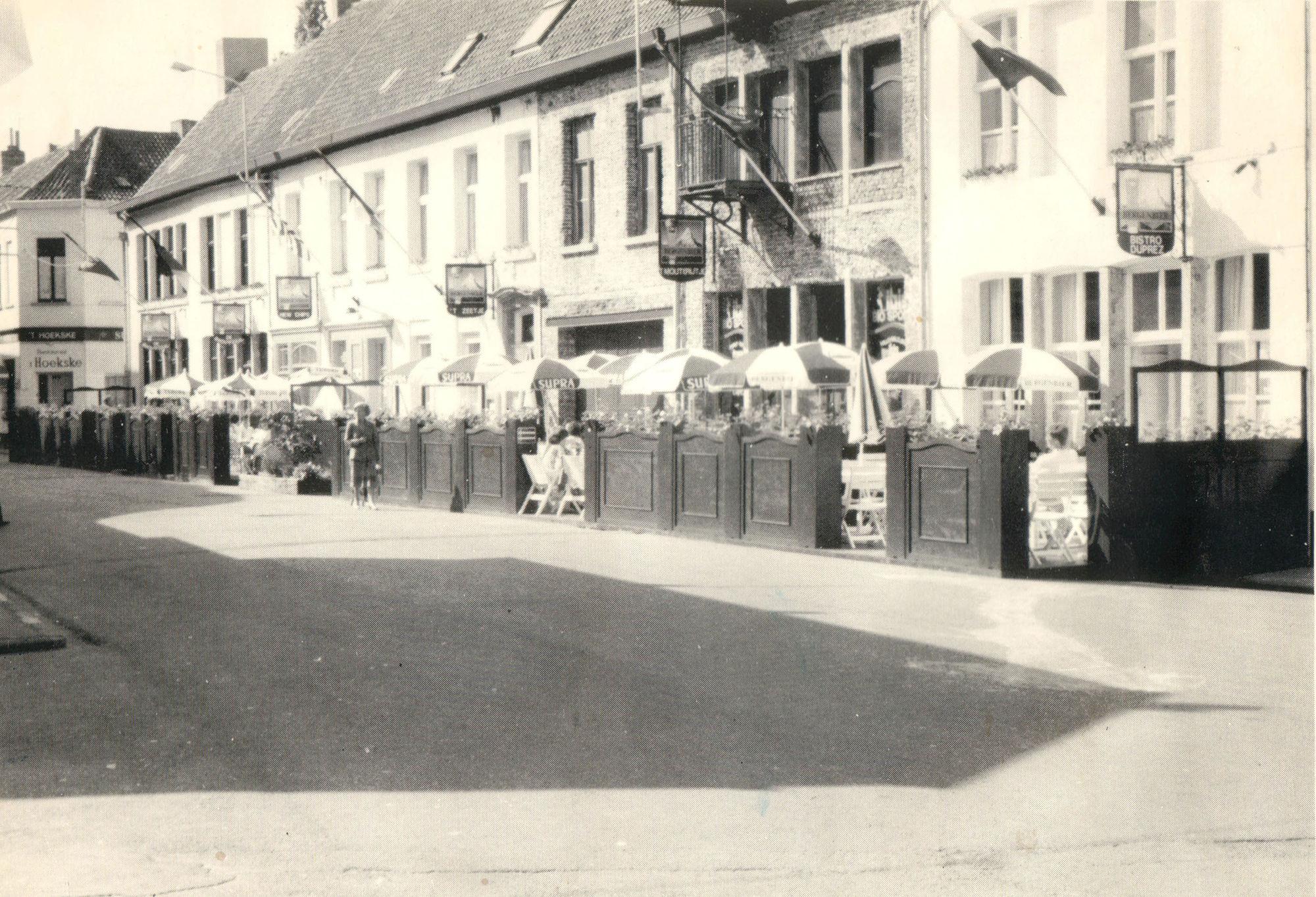 Kapucijnestraat 1984