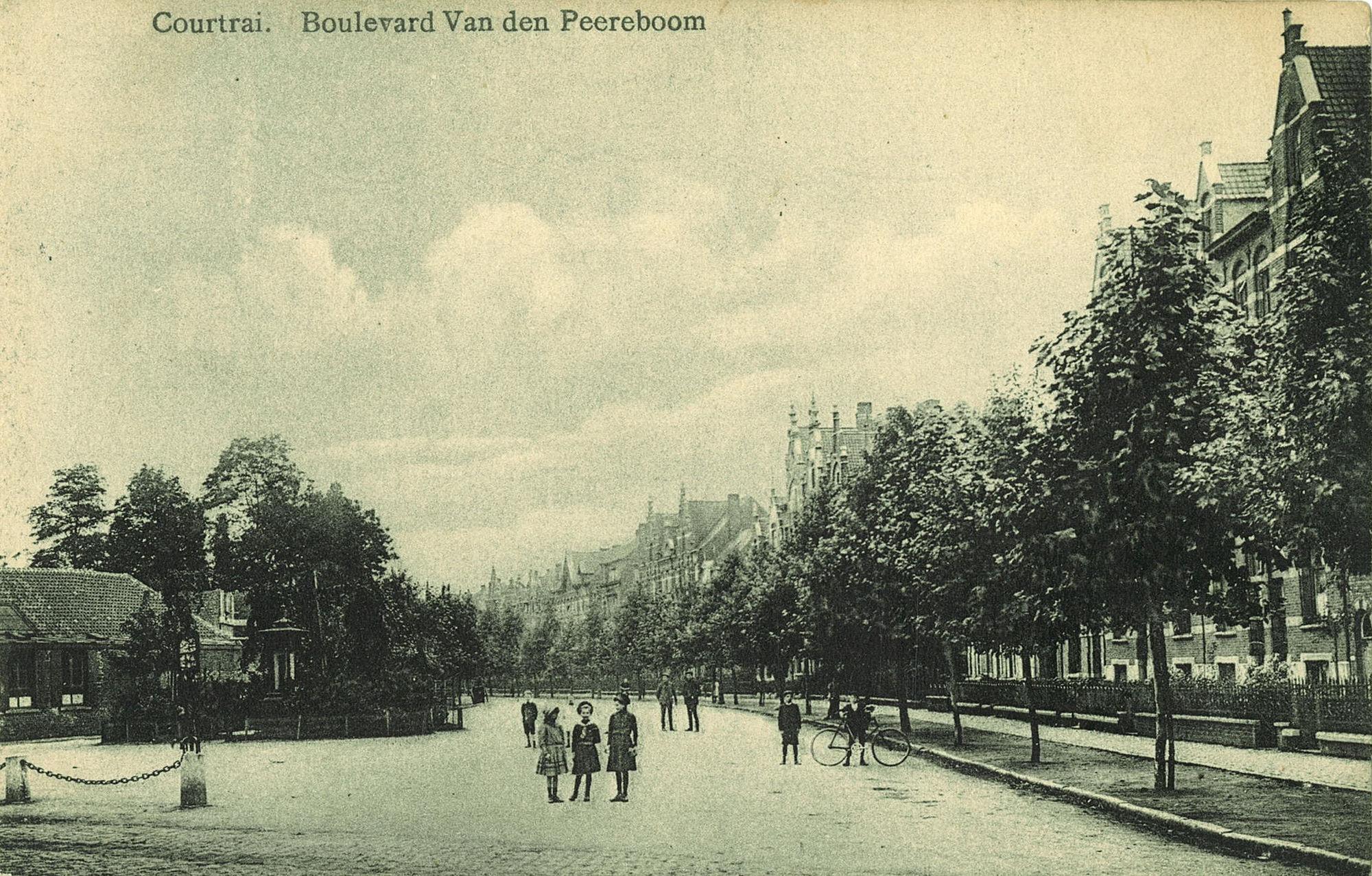 Minister Vanden Peereboomlaan